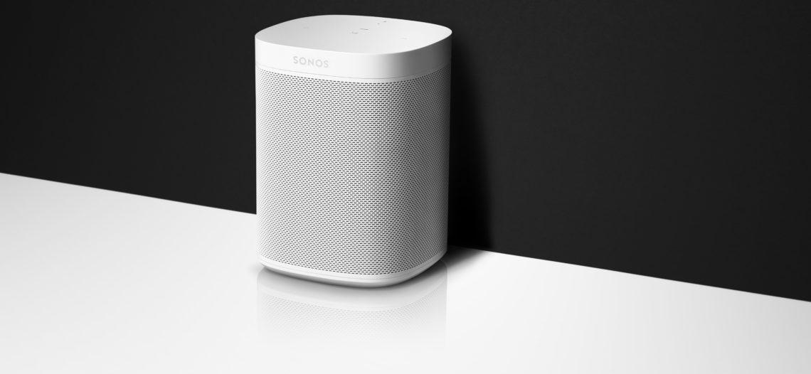 """Sonos arrive sur le marché des enceintes intelligentes avec Sonos One<span class=""""wtr-time-wrap block after-title""""><span class=""""wtr-time-number"""">7</span> min de lecture pour cet article.</span>"""