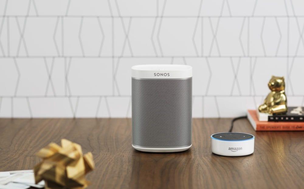 Sonos_Bedroom_PLAY1-1000x624 Sonos arrive sur le marché des enceintes intelligentes avec Sonos One