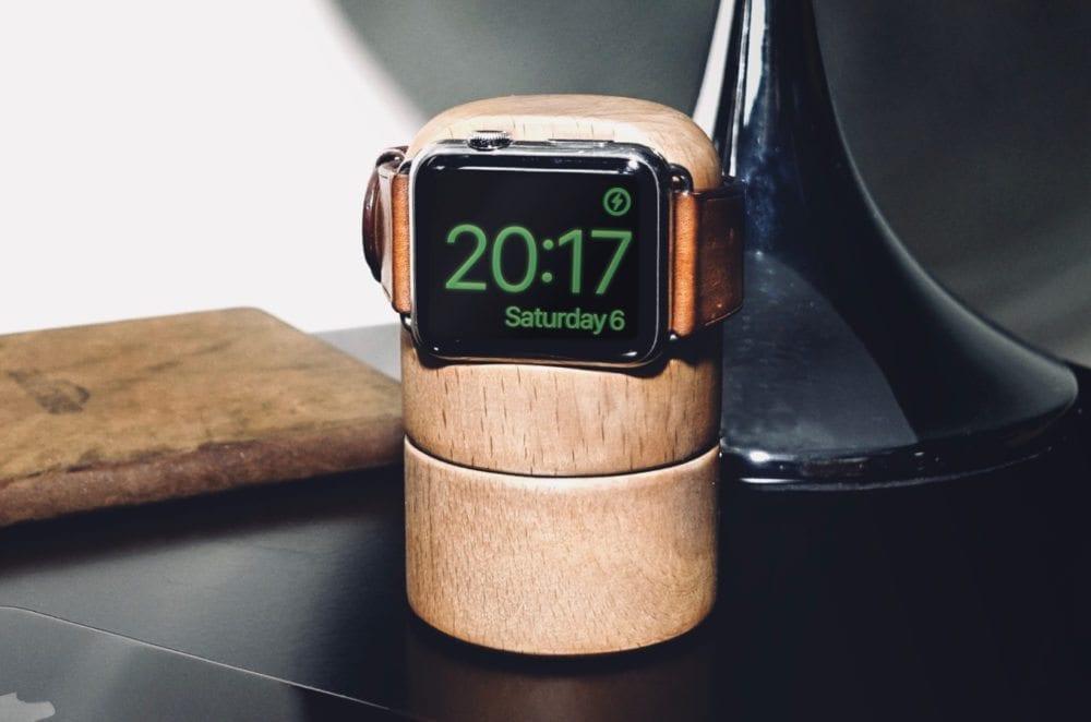 TotmTravl-1000x662 Totm+Travl le support HomeKit qui charge l'Apple Watch pendant une semaine