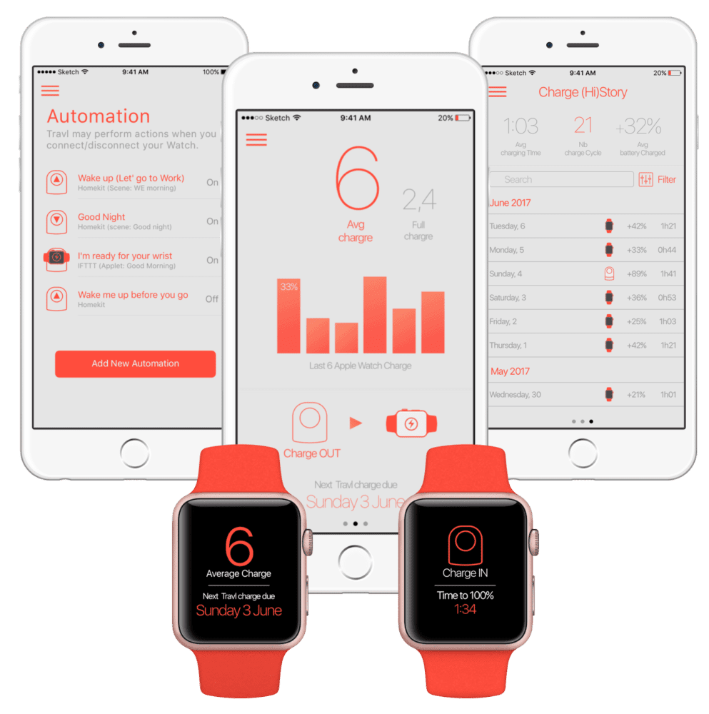 iPhoneApp-993x1000 Totm+Travl le support HomeKit qui charge l'Apple Watch pendant une semaine