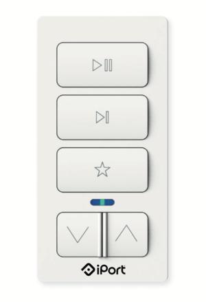keypadproducthero Télécommande sans-fil pour système SONOS : IPORT |xPress