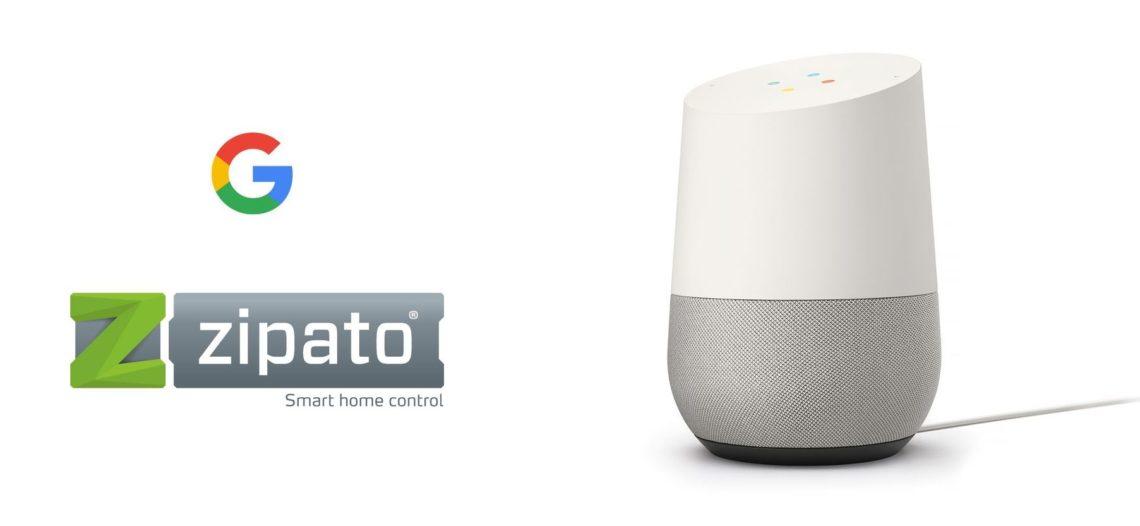 Notre Veille : Tuto : Commander sa Box Zipato grâce à Google Home (via IFTTT) – 2ème partie