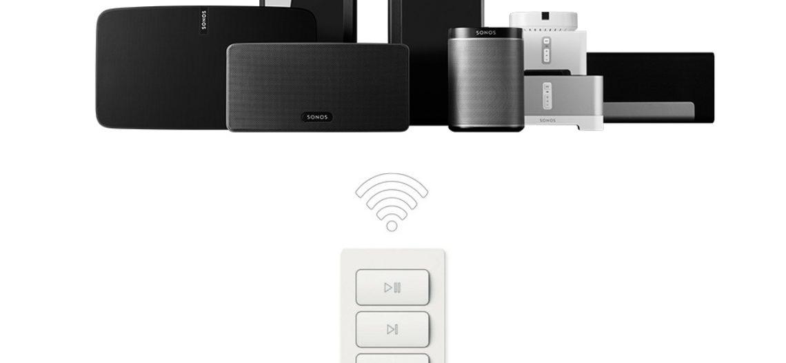 Télécommande sans-fil pour système SONOS : IPORT |xPress