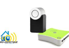 Intégration de la Nuki Smart Lock dans Eedomus