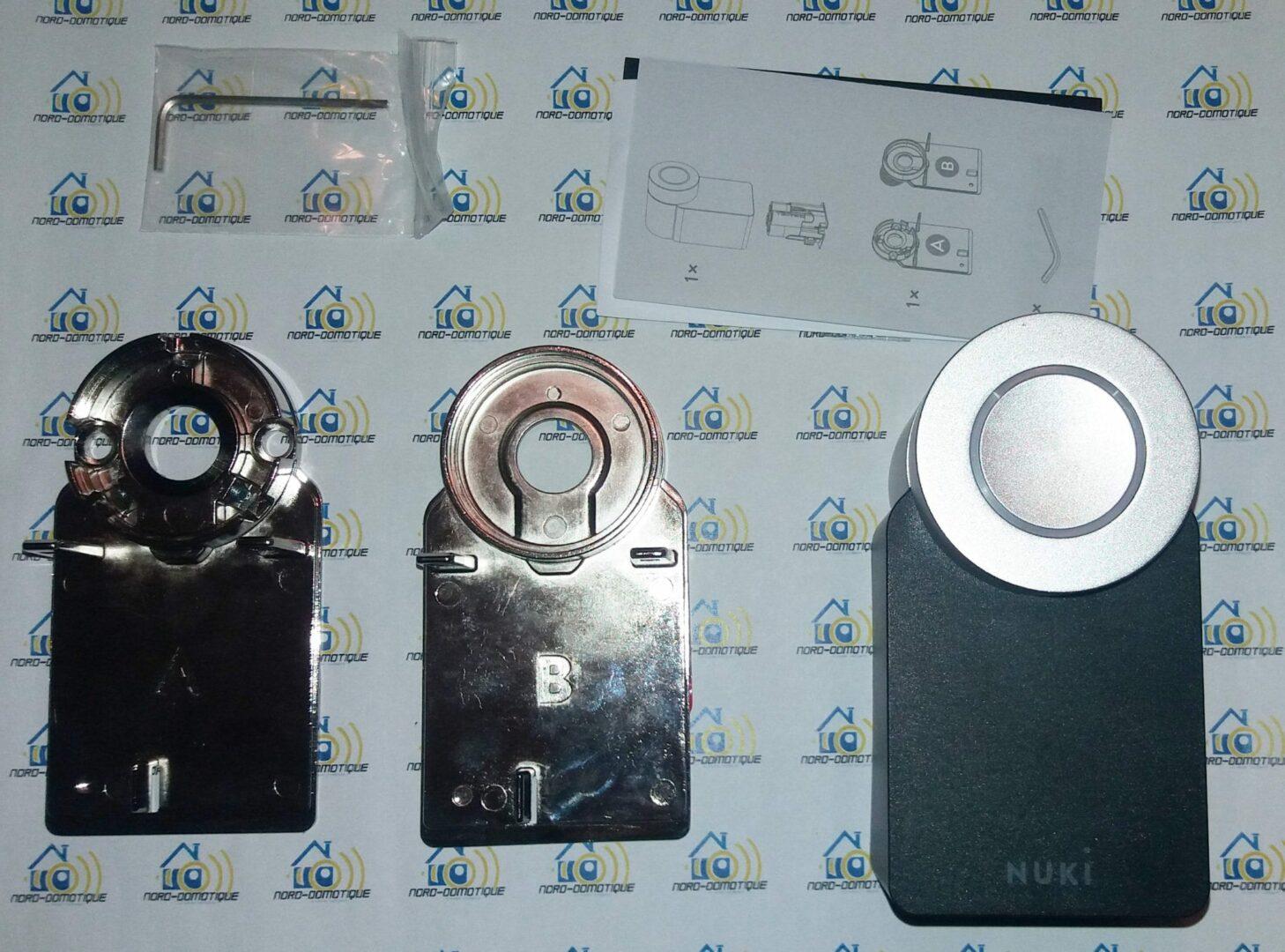 08 Test de la serrure connectée Nuki Smart Lock