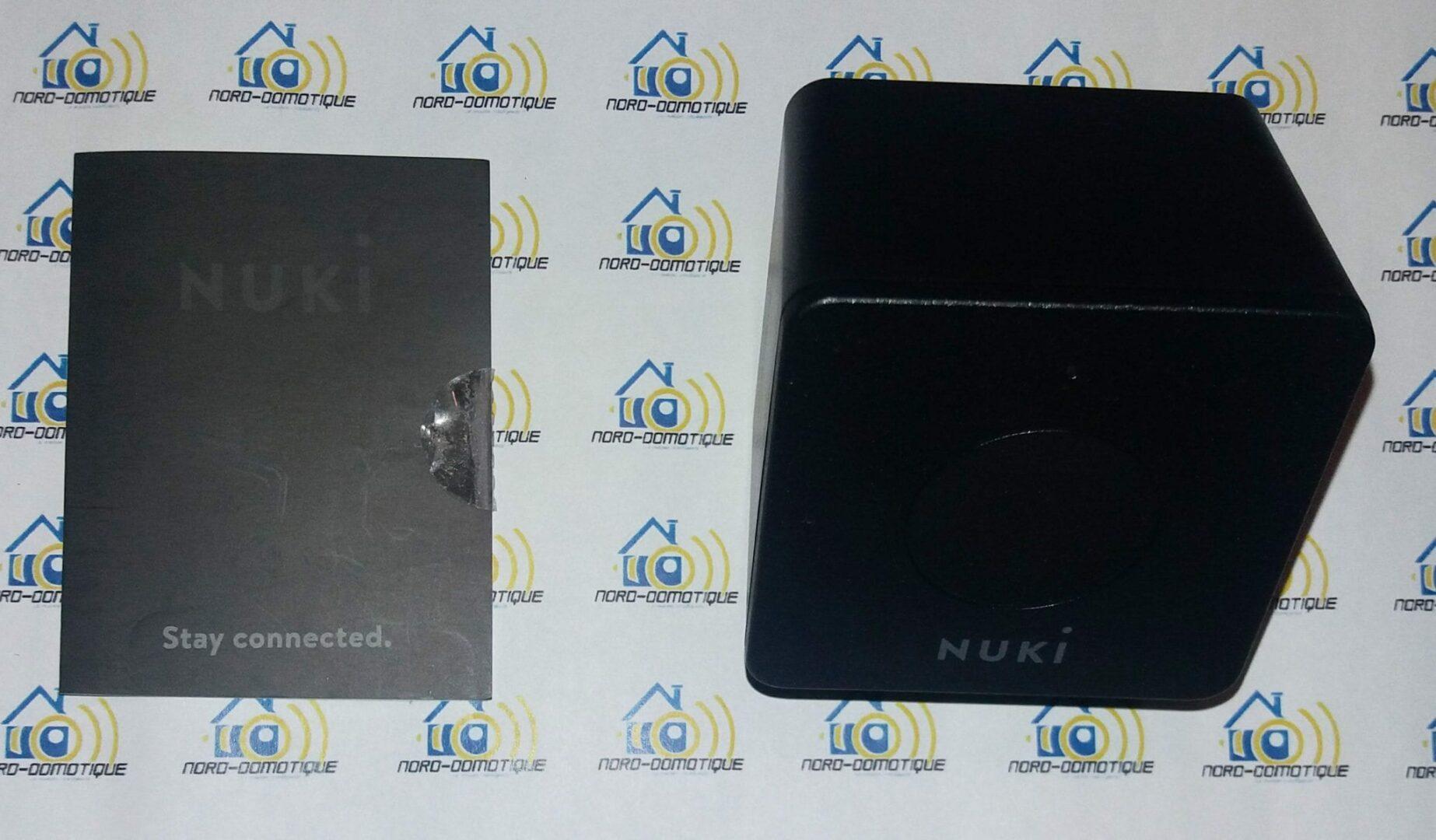 09 Test de la serrure connectée Nuki Smart Lock
