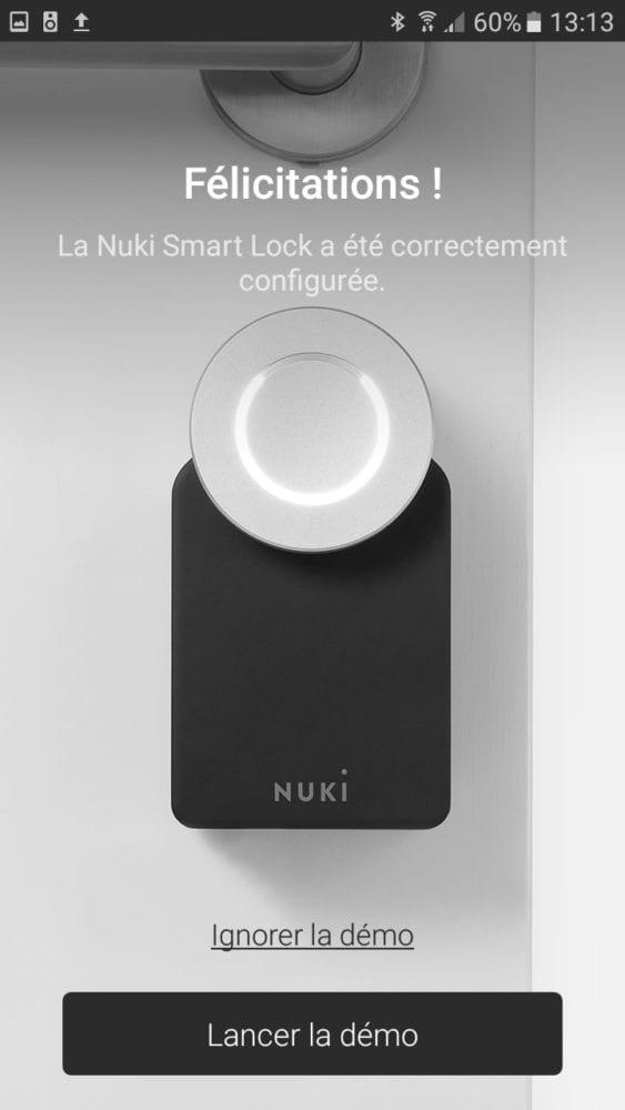 22-1 Test de la serrure connectée Nuki Smart Lock