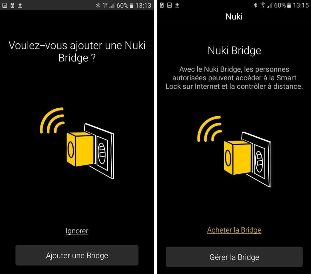 24 Test de la serrure connectée Nuki Smart Lock