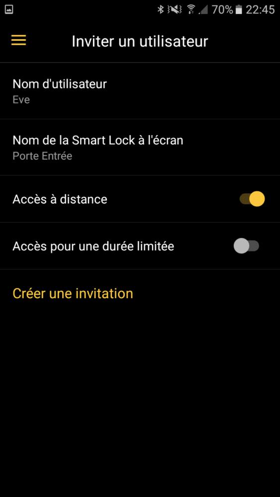38 Test de la serrure connectée Nuki Smart Lock