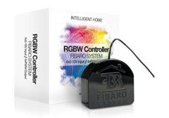 [Bon Plan Objets connectés] Fibaro FGRGBWM-441 Micro-module pour contrôler RGBW – Noir