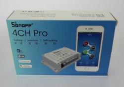Test du module Sonoff 4CH Pro