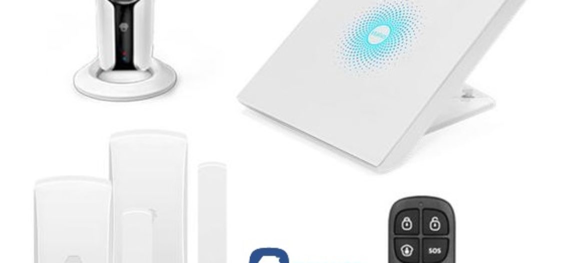 Notre Veille : Test AWV Plus Wifi : L'alarme connectée by Chuango