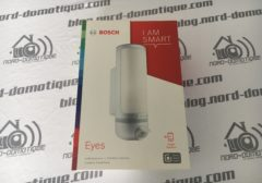 Test de la caméra de surveillance Bosch Eyes Caméra