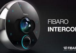 Notre Veille : Le portier vidéo connecté Fibaro Intercom en approche