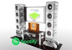 Notre Veille : Spotify au coeur de l'eedomus