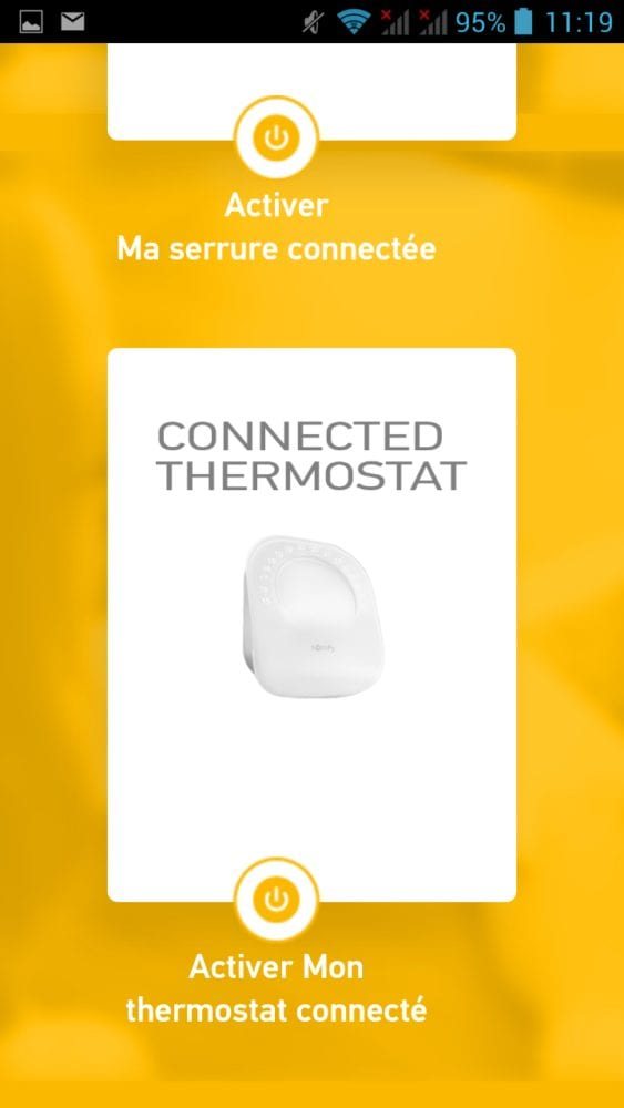 13 Test du thermostat connecté filaire Somfy