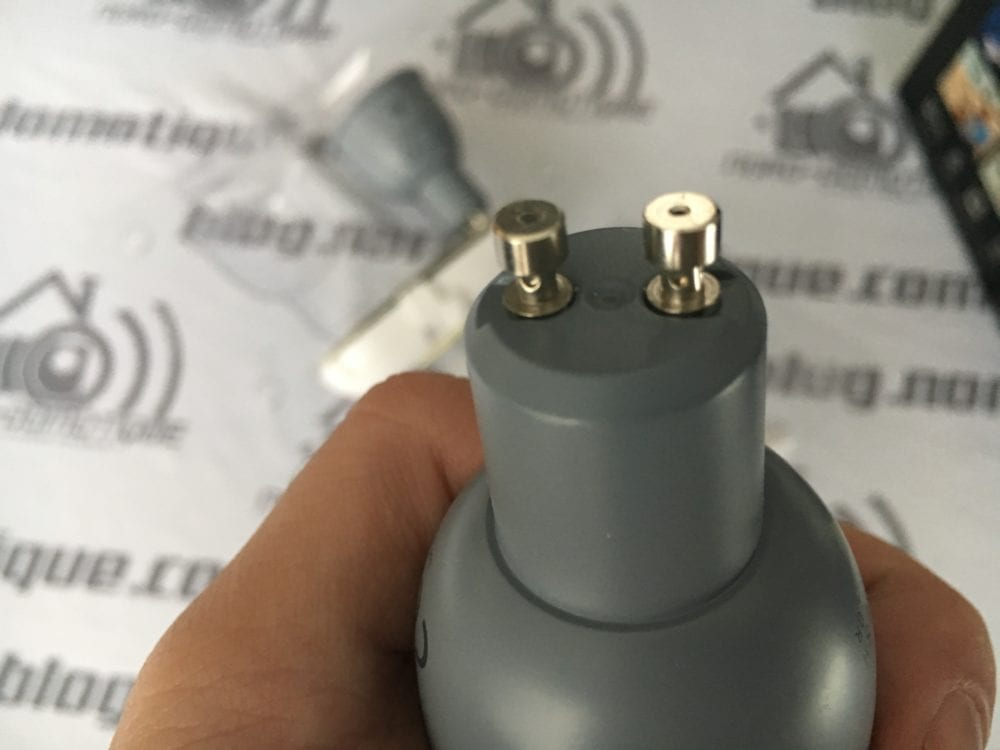 Awox-SmartLight-Mesh_6243-1000x750 Test des ampoules Led basse consommation Smartlight Mesh GU10