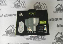 Test des ampoules Led basse consommation Smartlight Mesh GU10