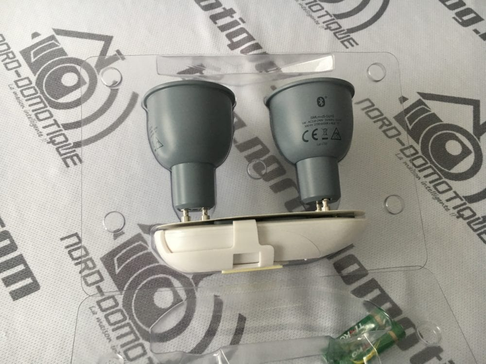 Awox-SmartLight-Mesh_8834-1000x750 Test des ampoules Led basse consommation Smartlight Mesh GU10