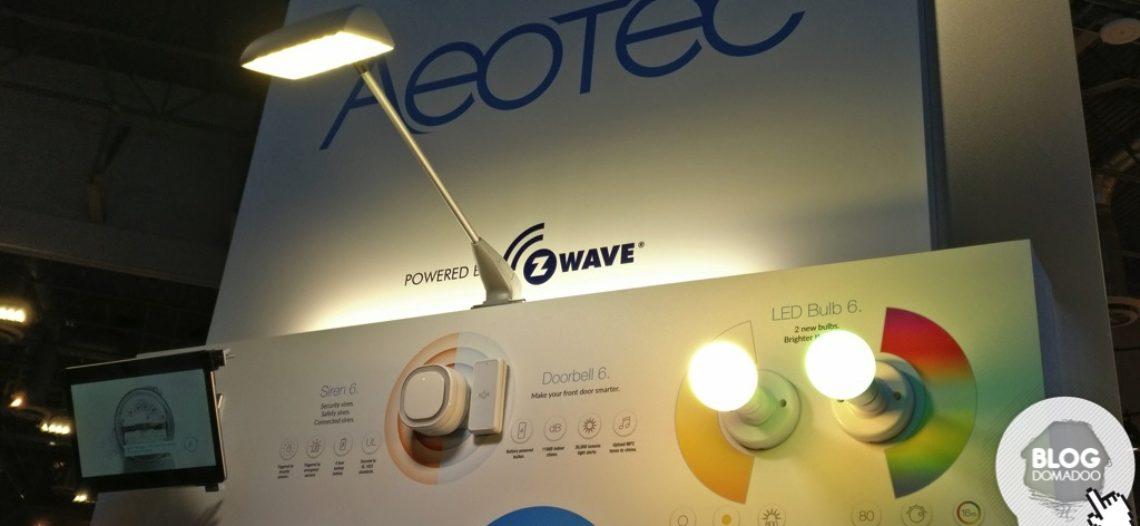"""Notre Veille : #CES2018 : Aeotec présente 6 nouveaux produits Z-Wave<span class=""""wtr-time-wrap block after-title""""><span class=""""wtr-time-number"""">1</span> min de lecture pour cet article.</span>"""