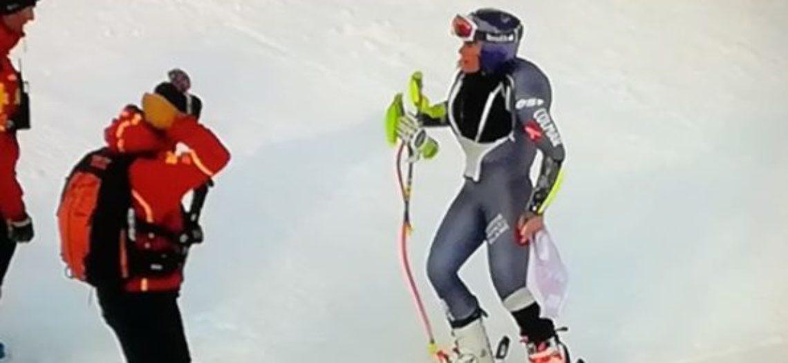 """Ski – La technologie airbag In&motion portée par une centaine d'athlètes avant les JO de Pyeongchang<span class=""""wtr-time-wrap after-title""""><span class=""""wtr-time-number"""">3</span> min de lecture pour cet article.</span>"""