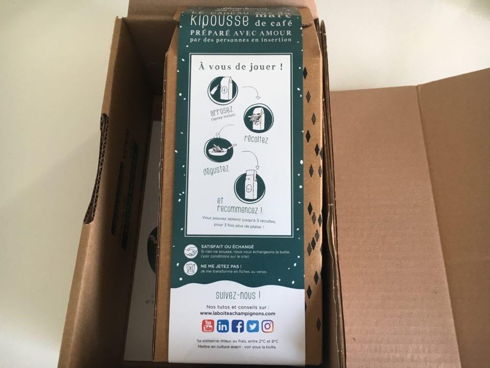 Boite-à-champignons_3505-e1518182589903-1000x750 Test de la Boîte à Champignons : écologique et solidaire