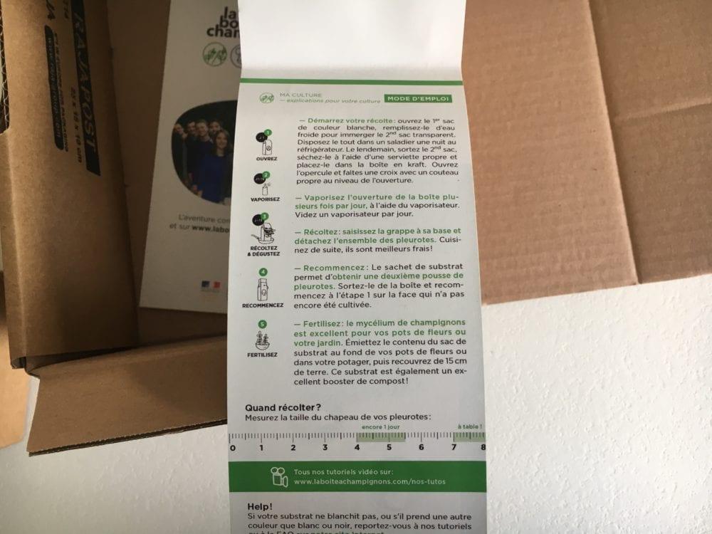 Boite-à-champignons_5497-e1518182676999-1000x750 Test de la Boîte à Champignons : écologique et solidaire