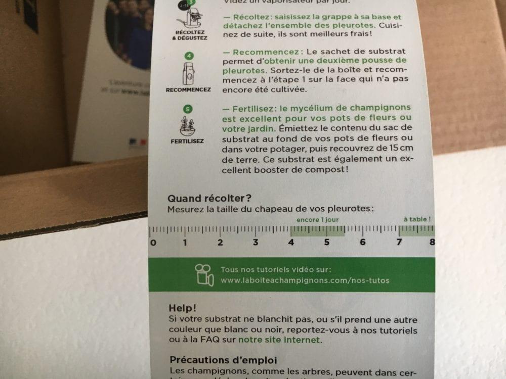 Boite-à-champignons_8271-e1518182607970-1000x750 Test de la Boîte à Champignons : écologique et solidaire