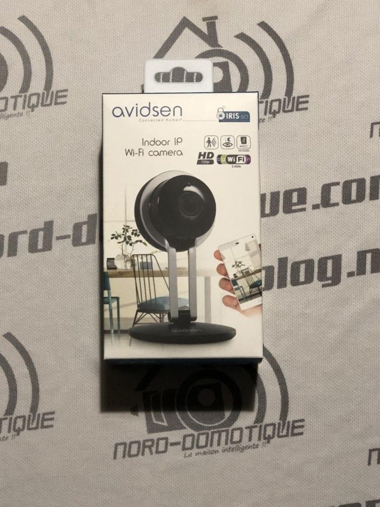 Iris-SC1_5215-750x1000 Jeu concours : gagner une caméra Avidsen IP Indoor Iris SC1