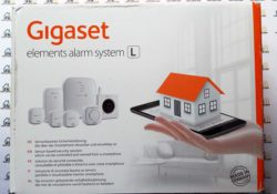 La box Gigaset Elements présentation et tests de l'alarme connectée
