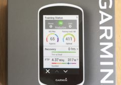 Test GPS Garmin Edge 1030