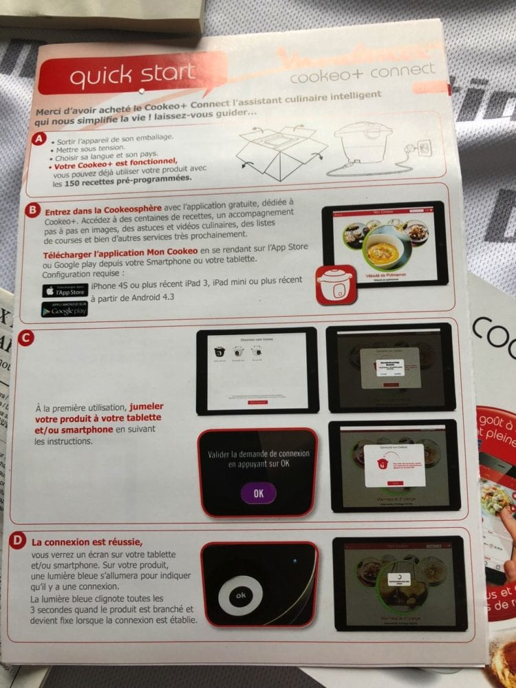 Moulinex-Cookeo_9399--750x1000 Test du Cookeo Connect + de chez Moulinex, l'assistant culinaire intelligent