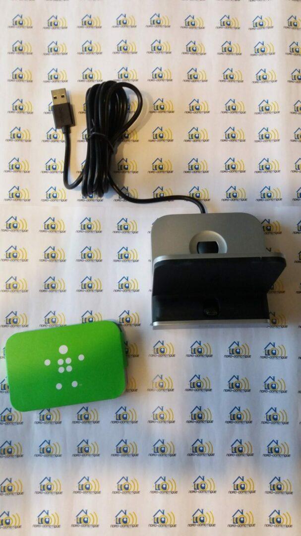03-1 Test du dock universel micro USB Belkin PowerHouse XL