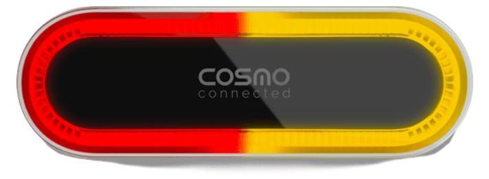 04 Test du feu de freinage Moto connecté Cosmo