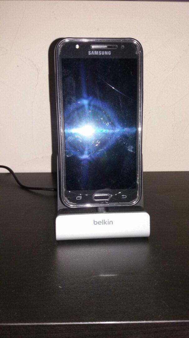 08-1 Test du dock universel micro USB Belkin PowerHouse XL