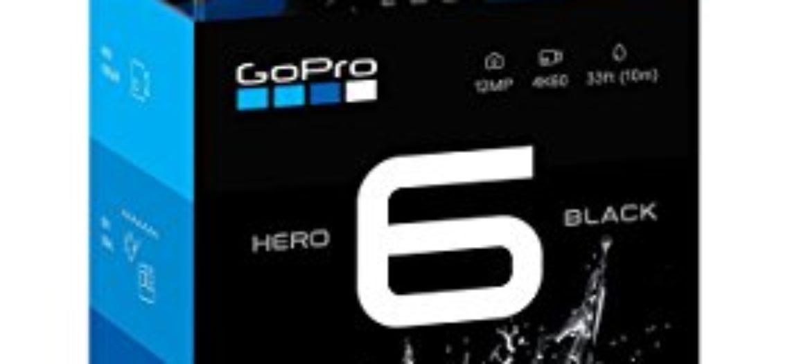 """[Bon Plan GoPro] HERO6 Black Camera d'action à 369€ !!!<span class=""""wtr-time-wrap block after-title""""><span class=""""wtr-time-number"""">1</span> min de lecture pour cet article.</span>"""