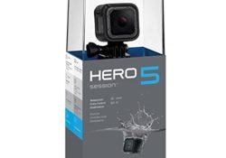 [Bon Plan GoPro] Hero 5 Session Camera d'action Noir