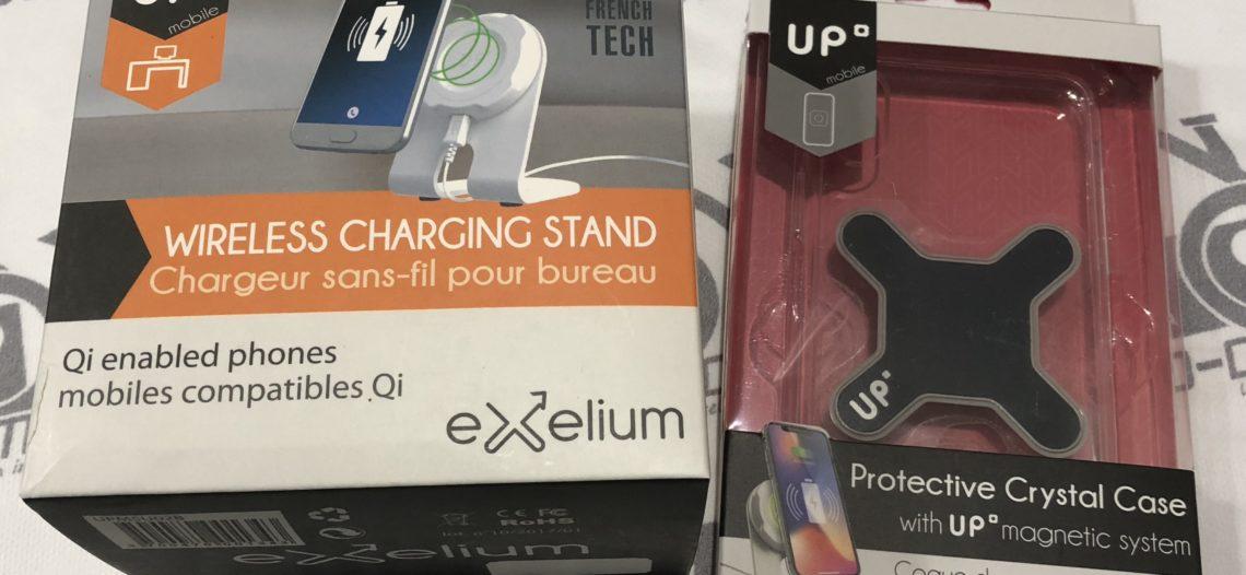 """Test de la recharge sans fil avec Exelium pour votre Iphone<span class=""""wtr-time-wrap block after-title""""><span class=""""wtr-time-number"""">5</span> min de lecture pour cet article.</span>"""