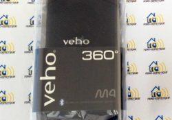 Test du Veho 360 M4 enceinte sans fil