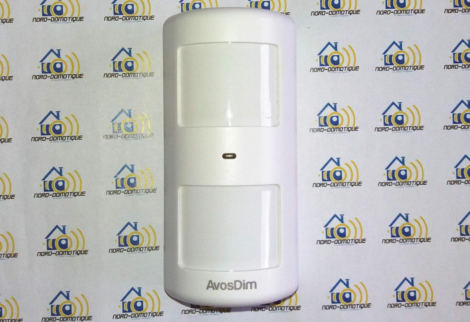 01-2 Découverte des différents détecteurs pour l'alarme Avosdim Serenity