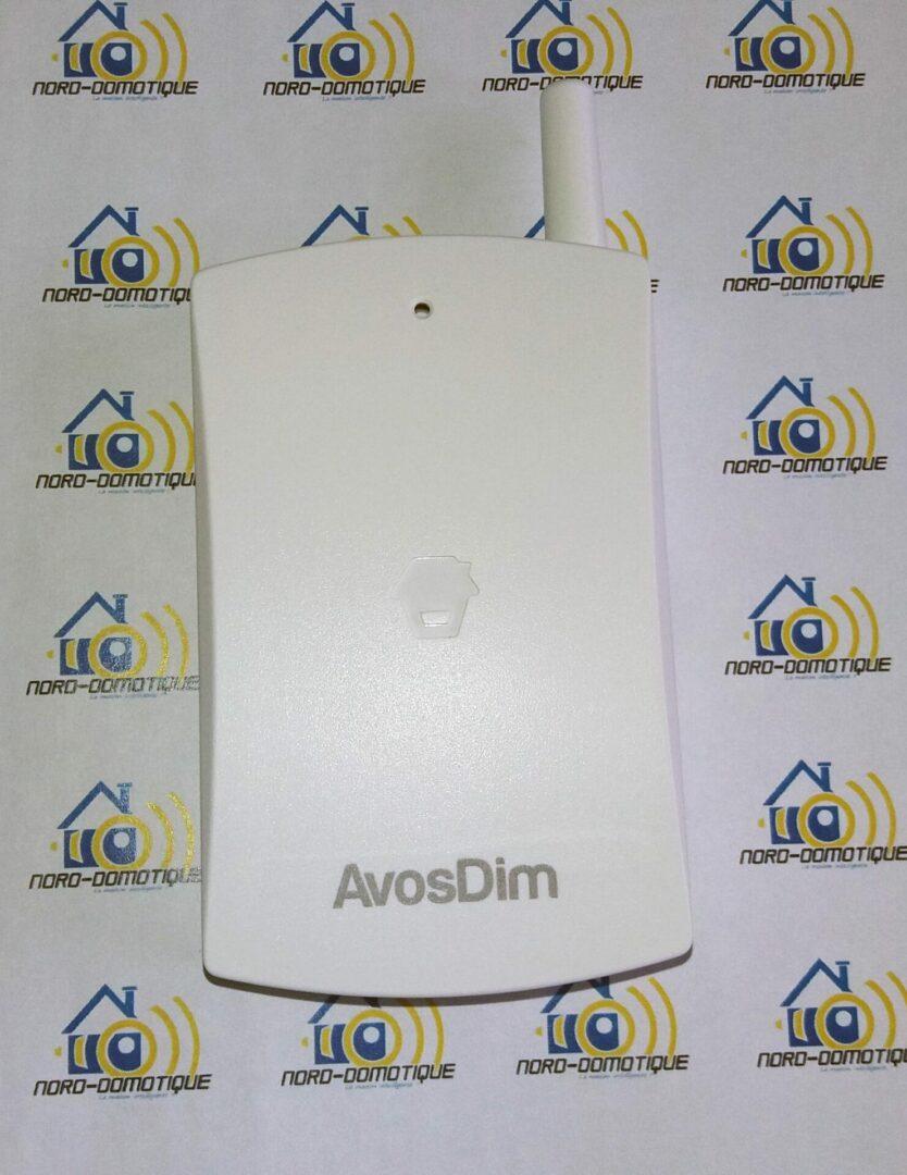 06-1 Découverte des différents détecteurs pour l'alarme Avosdim Serenity