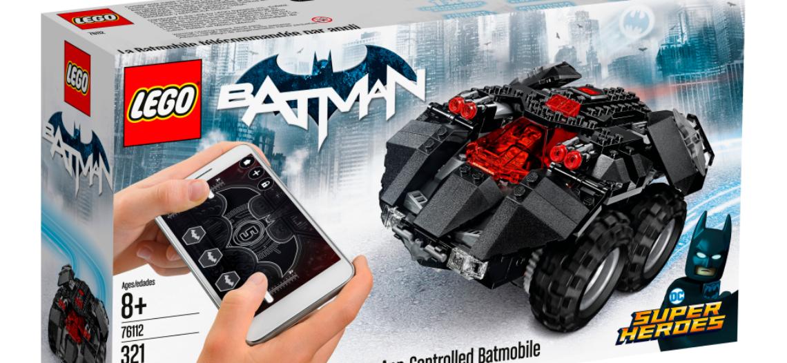 """Notre Veille : une Batmobile télécommandée par un smartphone Android ou iOS<span class=""""wtr-time-wrap block after-title""""><span class=""""wtr-time-number"""">1</span> min de lecture pour cet article.</span>"""