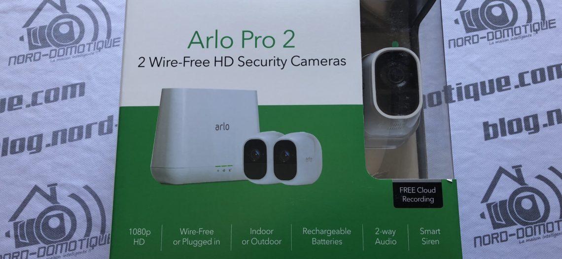 """Test de la solution de vidéo surveillance Arlo Pro 2<span class=""""wtr-time-wrap block after-title""""><span class=""""wtr-time-number"""">8</span> min de lecture pour cet article.</span>"""
