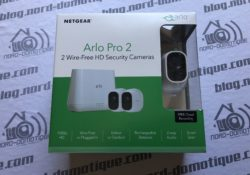 Test de la solution de vidéo surveillance Arlo Pro 2