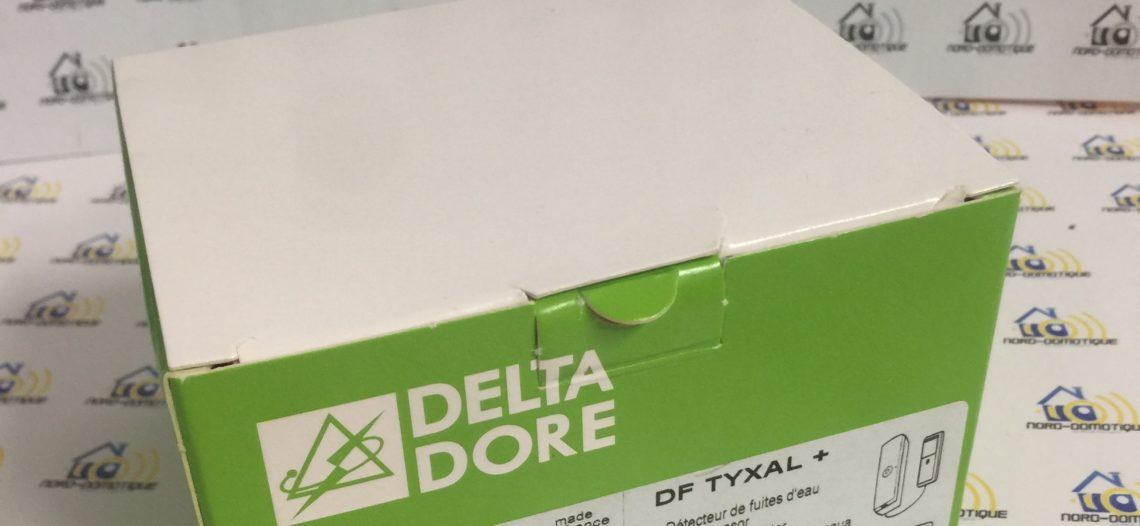 """Delta Dotre – Détecteur sans fil pour les fuites d'eau ou de liquide BL Tyxal+<span class=""""wtr-time-wrap block after-title""""><span class=""""wtr-time-number"""">4</span> min de lecture pour cet article.</span>"""