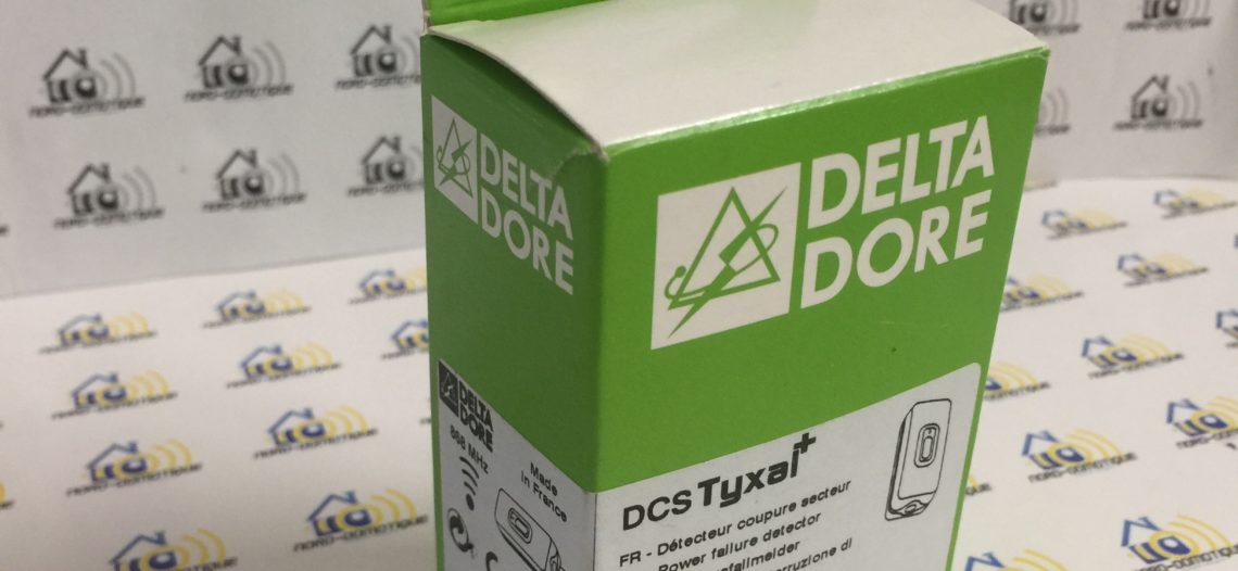 """[Delta Dotre] – Test du Détecteur de coupure de courant DCS Tyxal+<span class=""""wtr-time-wrap block after-title""""><span class=""""wtr-time-number"""">4</span> min de lecture pour cet article.</span>"""