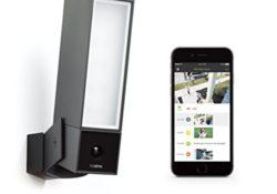[Bon Plan Smarthome!]  Caméra de Surveillance Extérieure avec éclairage intégré – Netatmo Presence