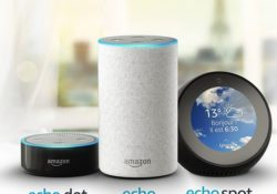 [Bon Plan] Amazon DoT / Amazon Echo (2éme génération) / Amazon Spot à -50%!!!