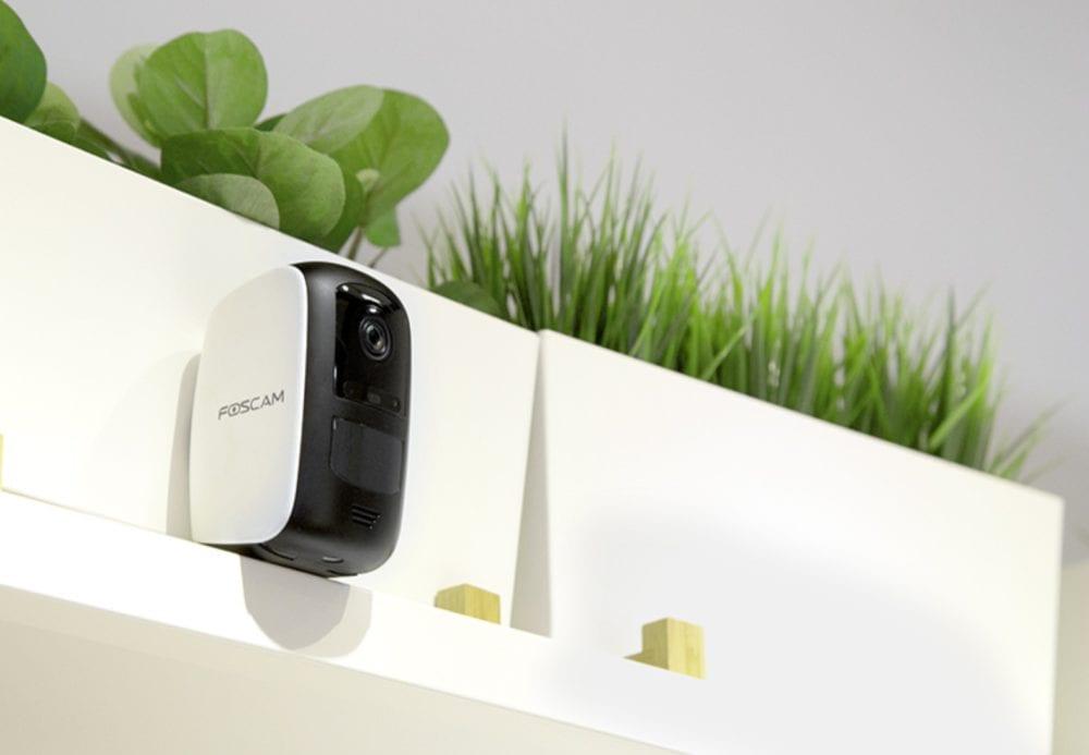 foscam-e1-03-1000x693 [FOSCAM] Test de la solution de vidéosurveillance Foscam E1