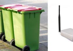 N'oubliez plus de sortir vos poubelles grâce à Jeedom